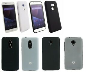 new product 622fe 2b3d8 Details about Ultra Slim Gel Cover Case for Vodafone Smart N8 / V8 / E8 /  N9 / N9 Lite Phone