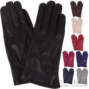 FEMMES-FEMMES-BEURRE-Souple-Premium-gants-cuir