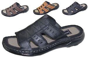 Mens-Slipper-Sandal-Sports-Beach-Buckle-Walking-Fashion-Summer-Casual-Shoes-Size