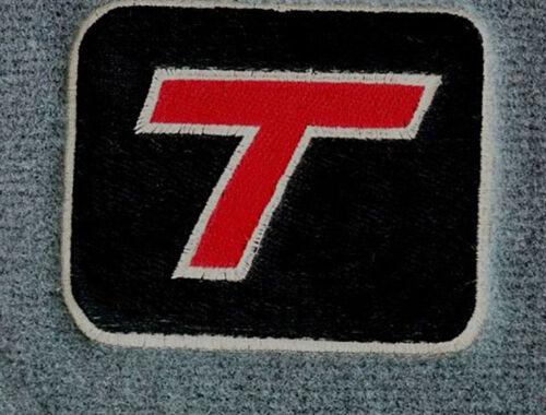 Gray Grand National 1987 Turbo T Front /& rear T emblem Floor mats GM Licensed