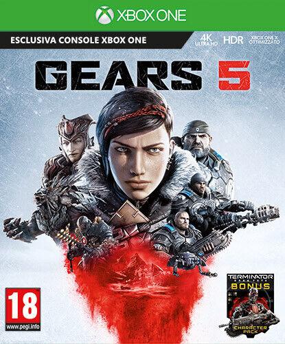 Gears 5 Xbox One Microsoft