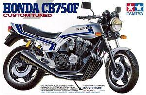 Tamiya 14066 112 Scale Model Kit Honda Cb750f Superbike Cb750 Four