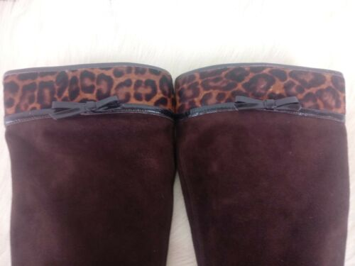 en 07 Collection Guess ° Femme Los Bottes Angeles Cuir 38 N Hiver 4wXfxw6