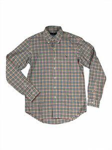 Ralph-Lauren-Polo-Mens-Classic-Fit-Oxford-Button-Down-Shirt-Orange-New