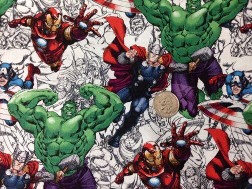 Marvel Avengers Hulk Thor Ironman Over Collar Slide On Pet Dog Cat Bandana