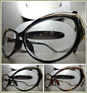 402f7203d0 Women CLASSIC VINTAGE 50s RETRO CAT EYE Style Clear Lens EYE GLASSES ...