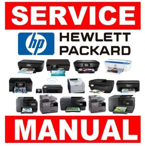 HP Laserjet Printer Original Service Manual Choose from 500 models!