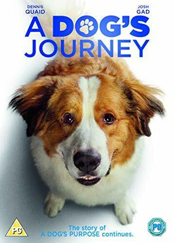 A Dog's Journey (DVD) [2019], New, DVD, FREE & FAST Delivery