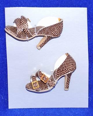 """Polished Penelope Shoes Only No Doll Tonner 16/"""" Deja Vu 2014 Ltd 500 Fit Cami"""