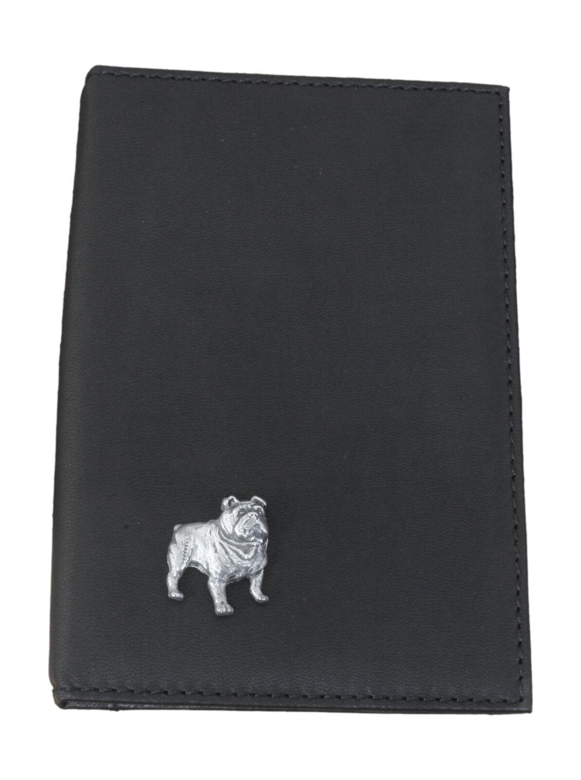 Bulldog Black Leather Shotgun/Firearms Certificate Holder 47
