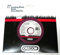 Oregon 5-3/4 X 1/8 Grinding Wheel For Chainsaw Chain Bench Grinders Or534-18a