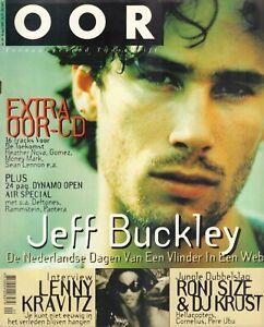 MAGAZINE-OOR-1998-nr-10-JEFF-BUCKLEY-IN-HOLLAND-PERE-UBU-CRADLE-OF-FILTH