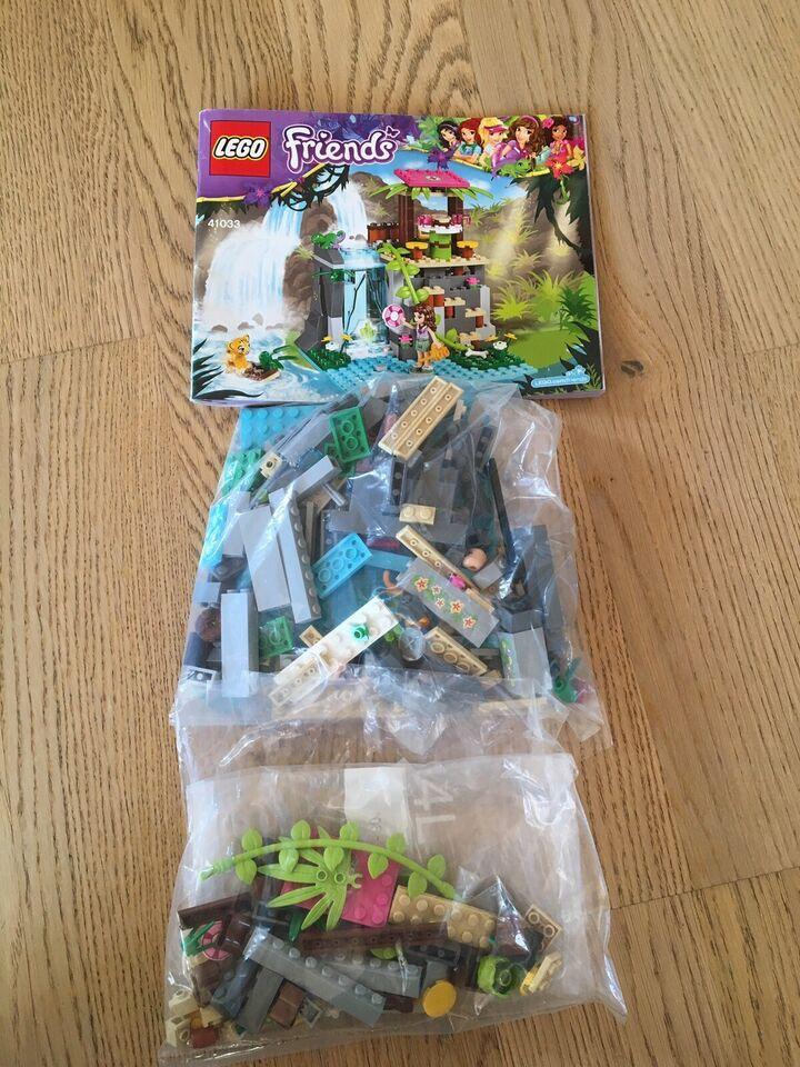 Lego Friends, Jungle Falls rescue