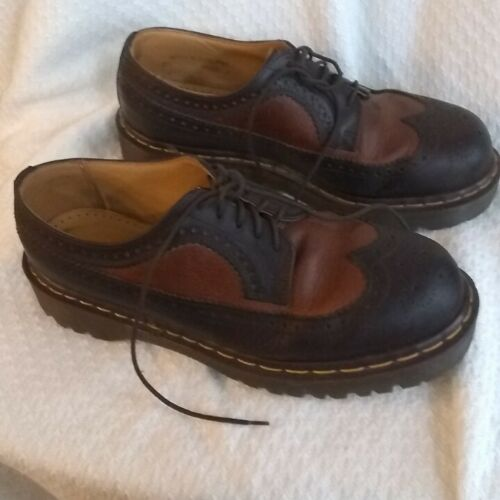 Doc Martin Womens Shoes SizeUS 8 Made In England