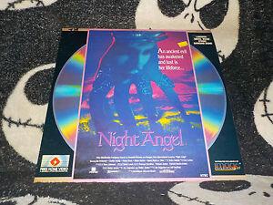 Notte-Angel-Laserdisc-Ld-Karen-Nero-Isa-Andersen-Ordini