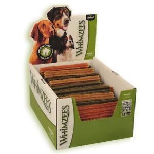 Whimzees Stix Moyenne Présentoir 15 Cm (paquet De 100) 8718627750155
