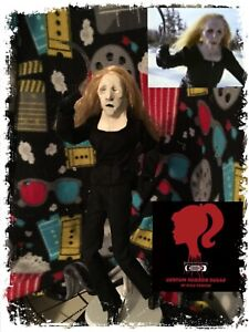 SALE-CURTAINS-Killer-CUSTOM-HORROR-DOLL-OOAK-Action-Figure
