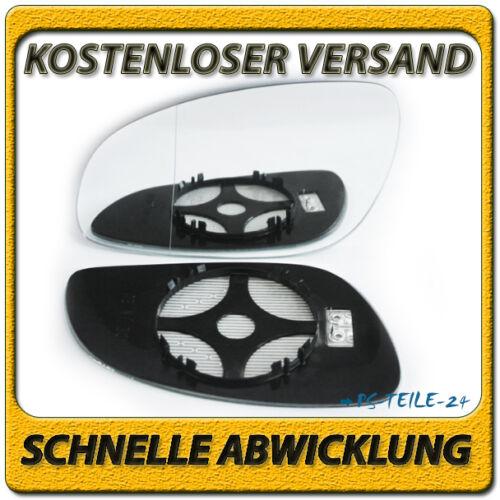 Vidrio pulido para Opel Signum 2003-2008 enlaces asphärisch Indutherm eléctricamente