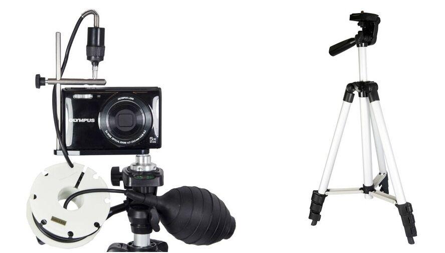 SRB NEW Self Take Compact Carp Fishing Photo Camera Kit + Travel Tripod