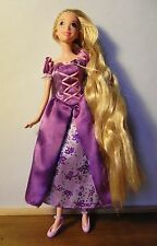 POUPEE MANEQUIN BARBIE MATTEL RAIPONCE DISNEY DOLL TOY