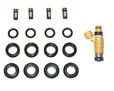 Marine Fuel Injector Repair Kit for Yamaha 115HP 150HP 225HP Outboard BULK