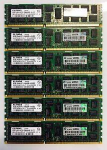 HP-Z600-Z800-48GB-6x8GB-500205-071-PC3-10600R-ECC-DDR3-1333MHz