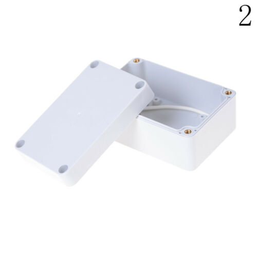 1Pc Waterproof Plastic Enclosure Box Electronic Project Instrument Case Fad JP