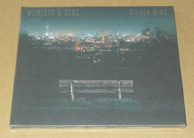 Wilder Mind [Bonus Tracks] [Deluxe] by Mumford & Sons (CD, May-2015, Glassnote E