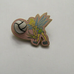 Disney-WDW-Sports-Series-Tinker-Bell-Volleyball-pin