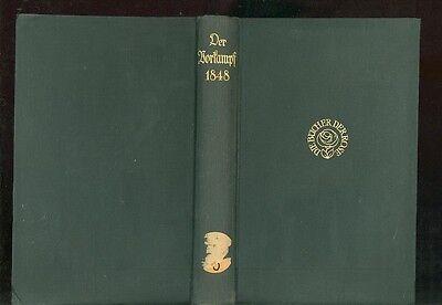 Der Vorkampf 1848 Deutscher Einheit Und Freiheit Erinnerungenn Urkunden Ideales Geschenk FüR Alle Gelegenheiten