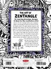 The Art of Zentangle: 50 Inspiring Drawings, Designs & Ideas for the Meditative Artist by Margaret Bremner, Lara Williams, Norma J. Burnell, Penny Raile (Paperback, 2013)