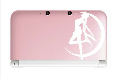 Sailor Moon Anime Vinyl Decal - For Your Nintendo 3DS XL Game System