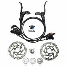 NEW Shimano BR-BL-M315 MTB Hydraulic Disc Brakes Set Pre-Filled with 160mm Rotor