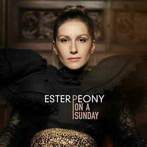 2021 Eurovision - Romania 2019. On A Sunday - Ester Peony. ( Promo CD Single.)
