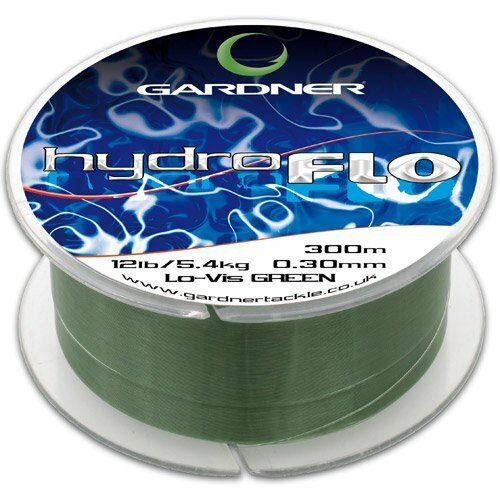 18lb Green or Clear Carp Coarse Fishing Details about  /Gardner Tackle Hydro flo Line 3lb