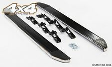 For  Vauxhall Opel Antara 2007+ Side Steps Running Boards Set Type 3