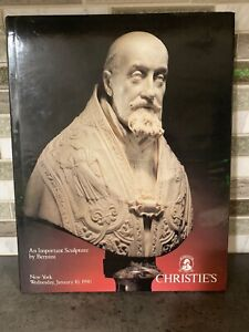Christie-s-An-Important-Sculpture-By-Bernini-New-York-Auction-1990-January
