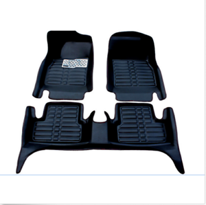 Details About For 2010 2018 Ford Fiesta 3 Car Floor Mats Front