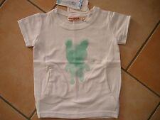 (x32) Imps & Elfs Baby T-shirt con borse e Teddy pressione & logo ricamate gr.74