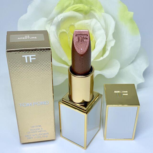 b2be5d6289e9 Tom Ford Lip Foil 03 APERTURE  LE Winter Soleil  Lipstick ~ New in Box