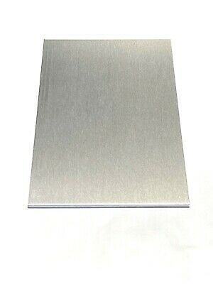 ".250 1//4/"" Mill Finish Aluminum Sheet Plate 5052 5/"" x 5/"""