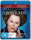 The Iron Lady (Blu-ray, 2012)