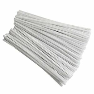 100-Pcs-30cm-creation-pipe-cleaners-white-Z6N4