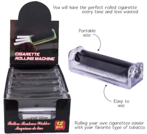 Roller-Injector-Papers-85mm-Machine-Vintage-Manual-Joint-Smoke-Tobacco-Cigarette
