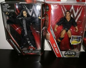 Wwe-elite-action-figures-lot