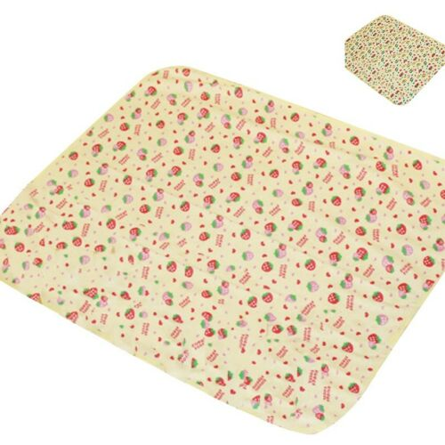 Urine Pad Waterproof Toddlers Changing Mat Baby Stroller Diaper Pads Nappy Cover