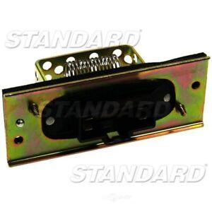 Hvac Blower Motor Resistor Front Standard Ru 479 Ebay