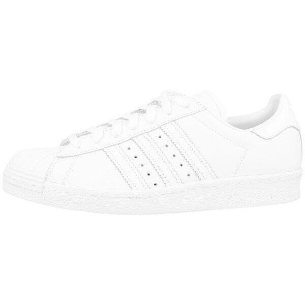 Adidas Superstar 80s Schuhe Retro Sneaker white black S79443 Samba Spezial