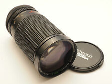 Vintage Super Paragon 35-200mm F3.8-5.2 Zoom lens for Canon FD. stock No. U6039