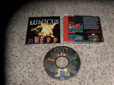 macintosh Mac, 1993 Near Mint Game Non-Ironing Temperate Lunicus